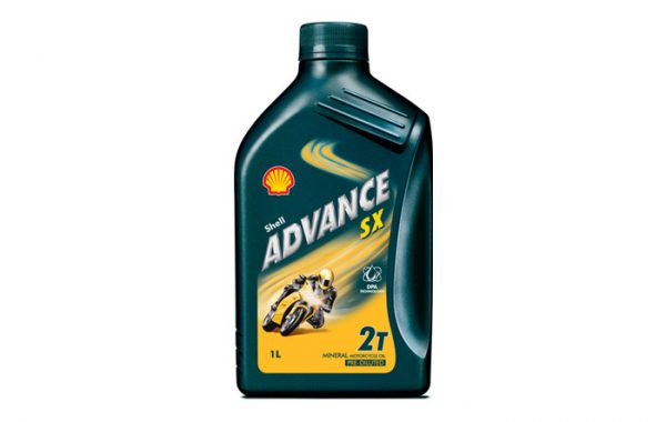 SHELL ADVANCE SX (2 T)