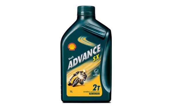 SHELL ADVANCE SX (2 T)