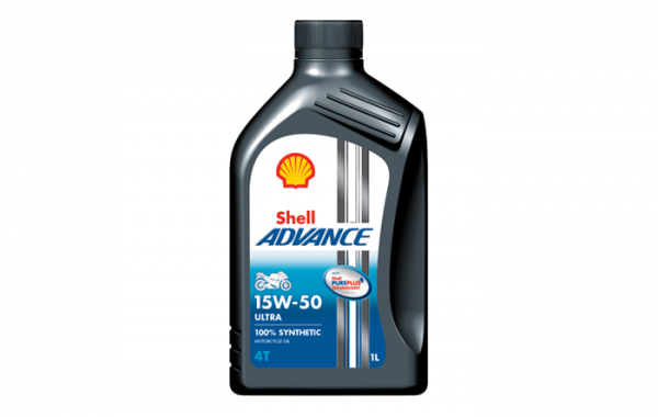 SHELL ADVANCE ULTRA